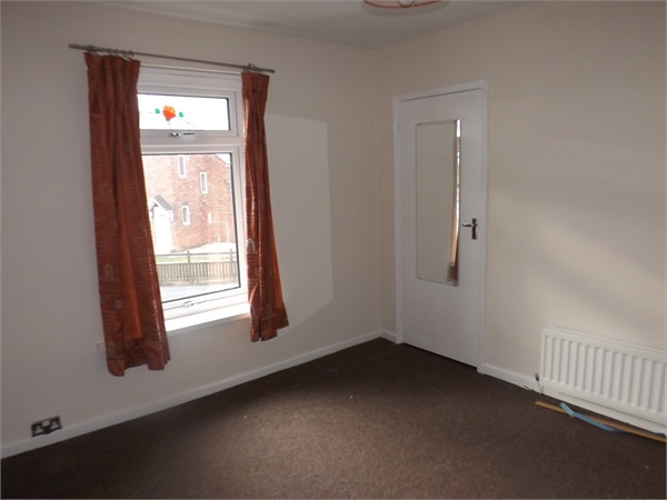Bedroom space in Frank Street, Gilesgate