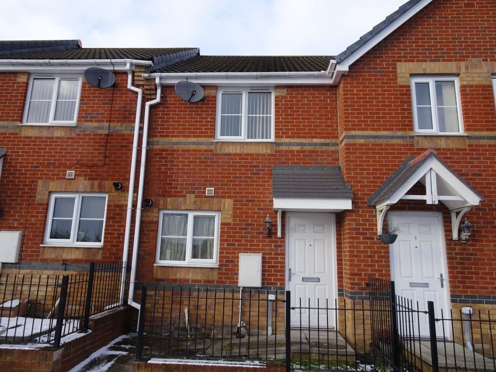 Southfield Court, South Moor