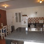 Kitchen are at Valley View property