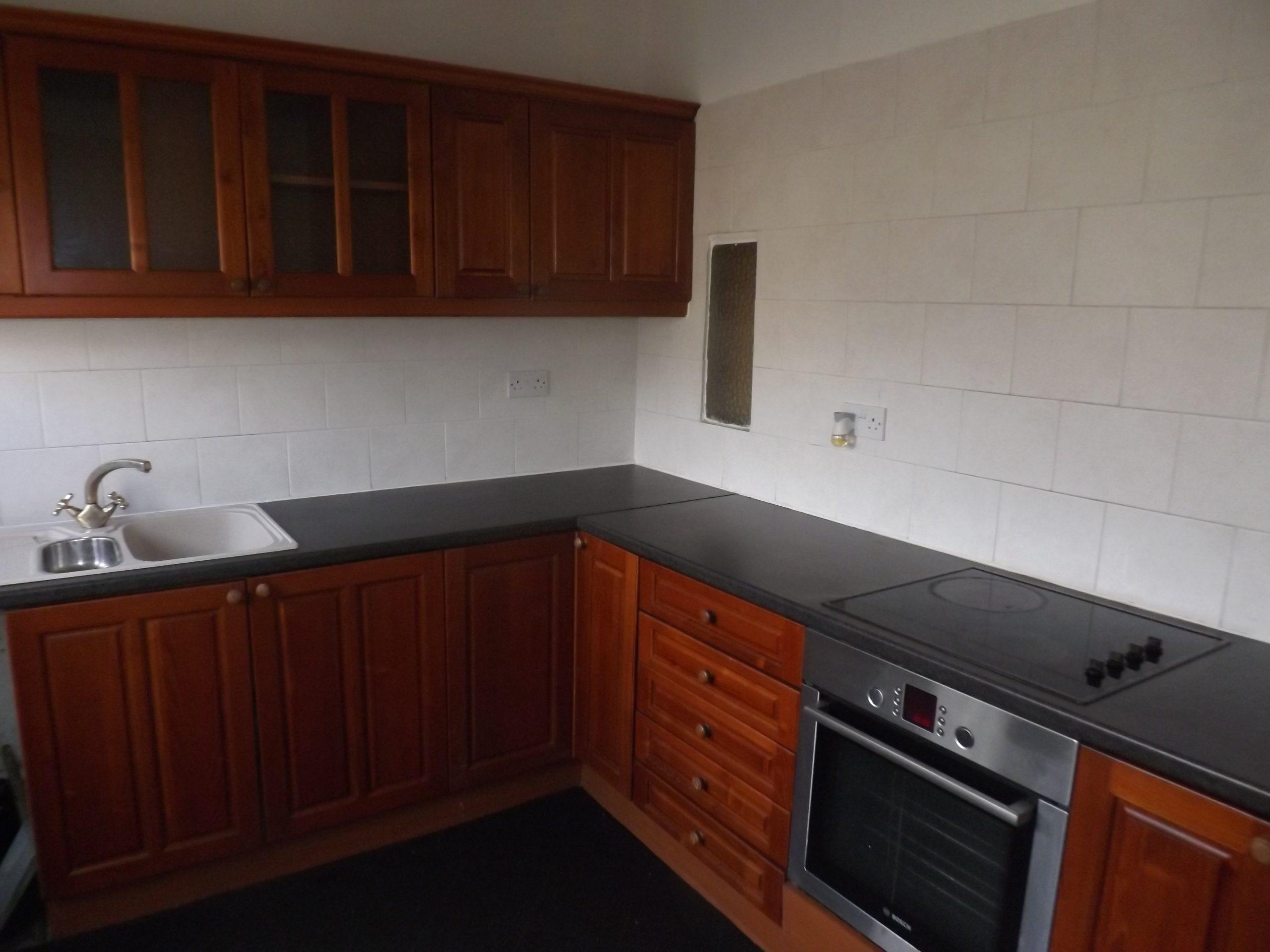 house kitchen in Burn Street, Bowburn   property Durham