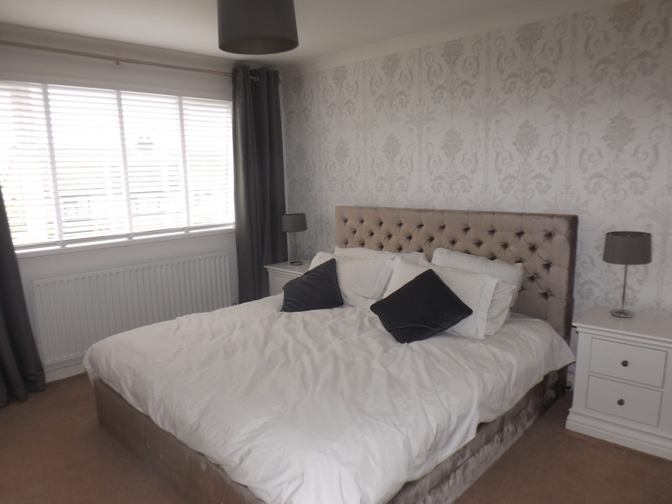Bedroom | house in Friarside, Witton Gilbert