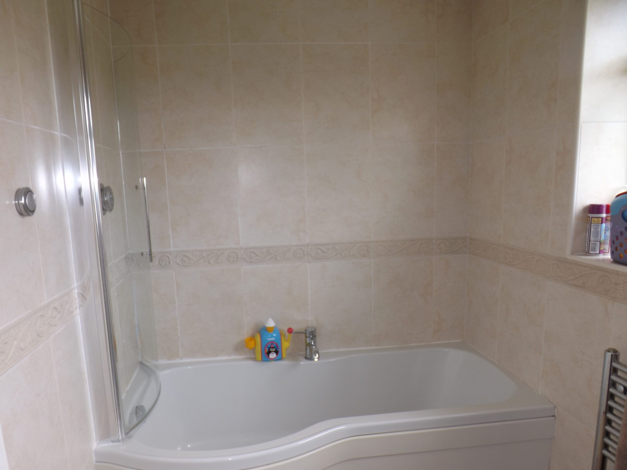 Bathroom | house property Friarside, Witton Gilbert