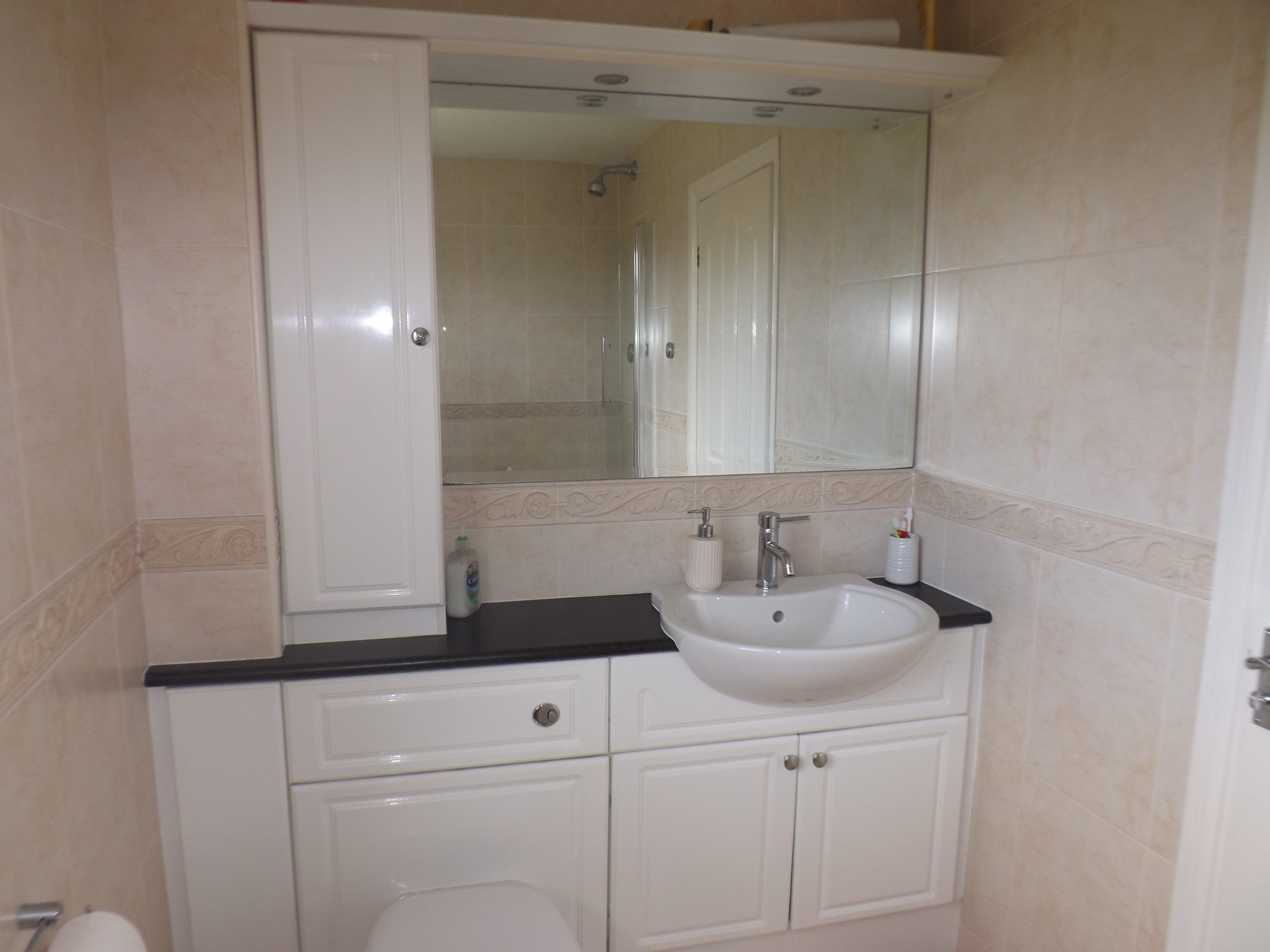 bathroom - property in Friarside, Witton Gilbert