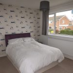 bedroom at Friarside, Witton Gilbert | propery in Durham