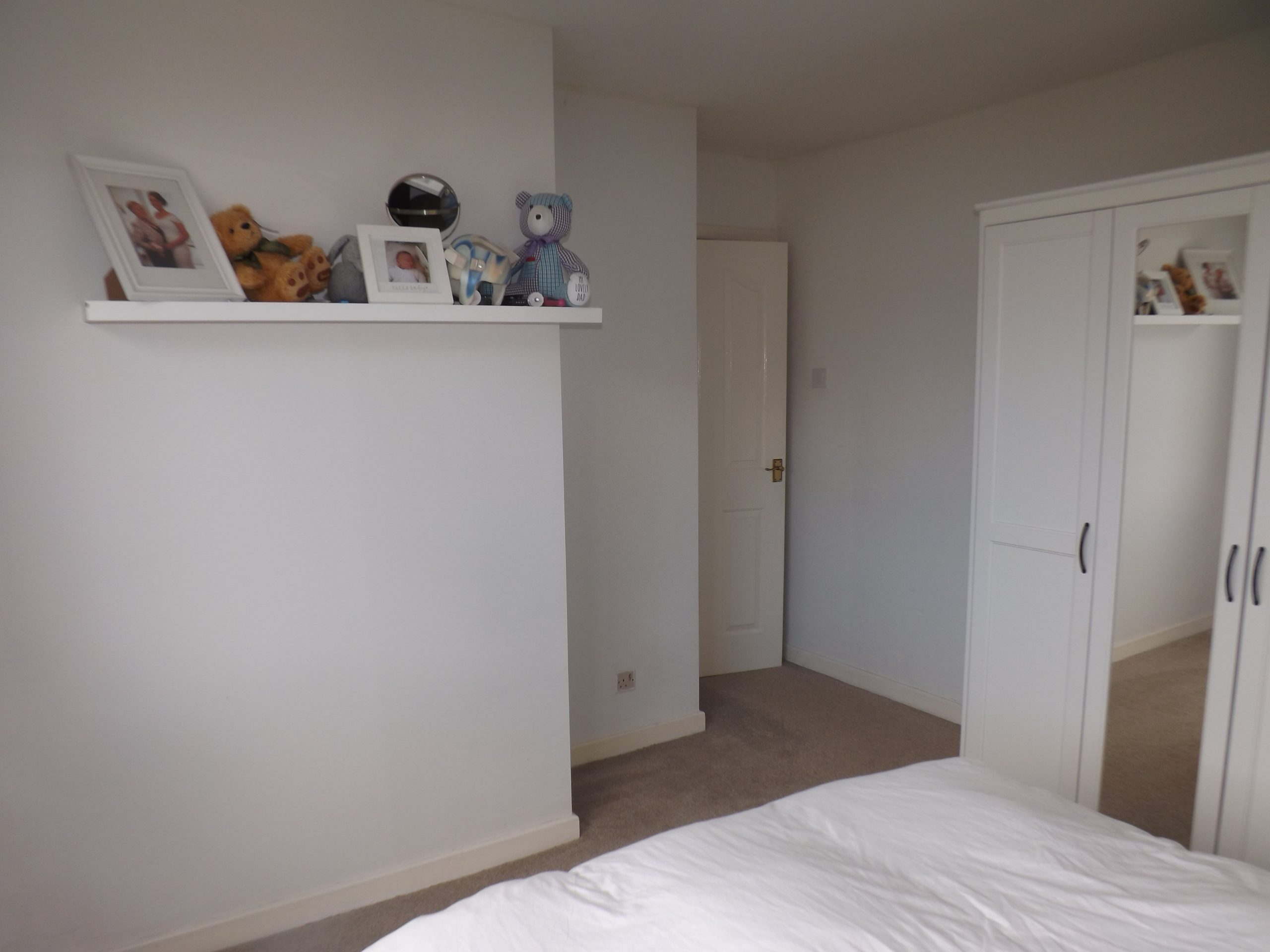 house bedroom | Friarside, Witton Gilbert