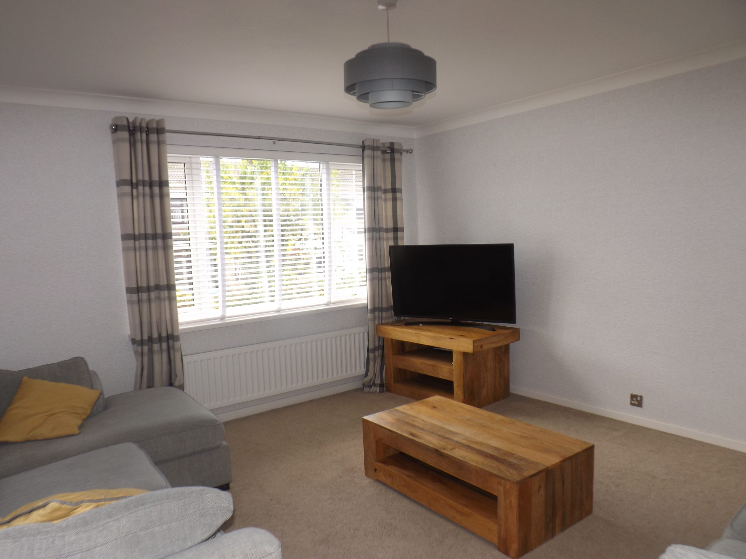 Living room property in Friarside, Witton Gilbert