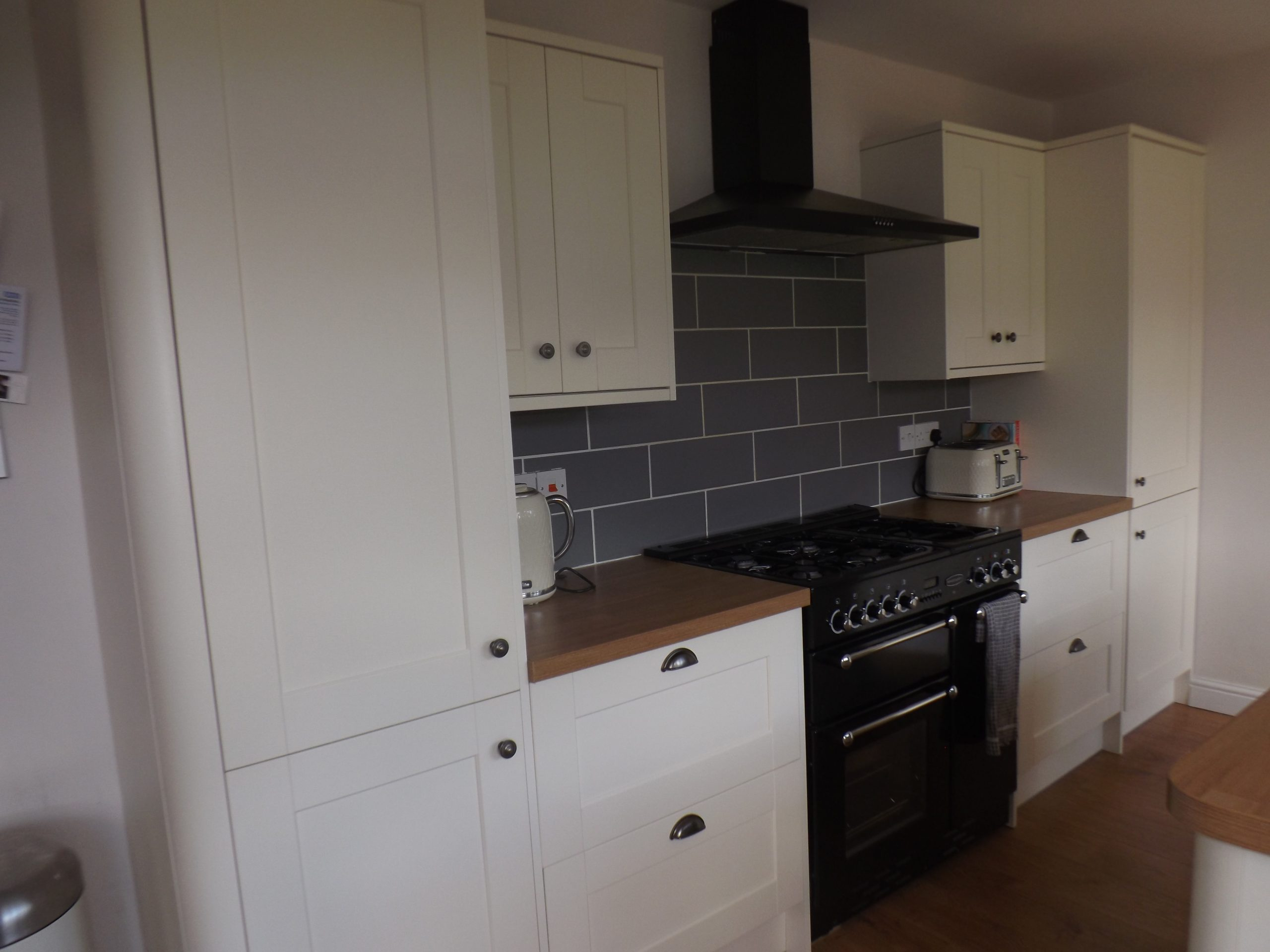 kitchen house property at Friarside, Witton Gilbert