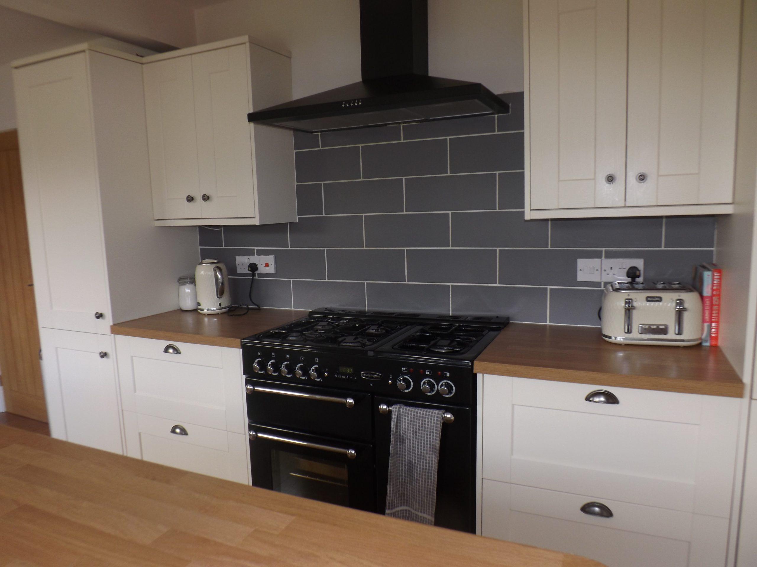 House kitchen in Friarside, Witton Gilbert
