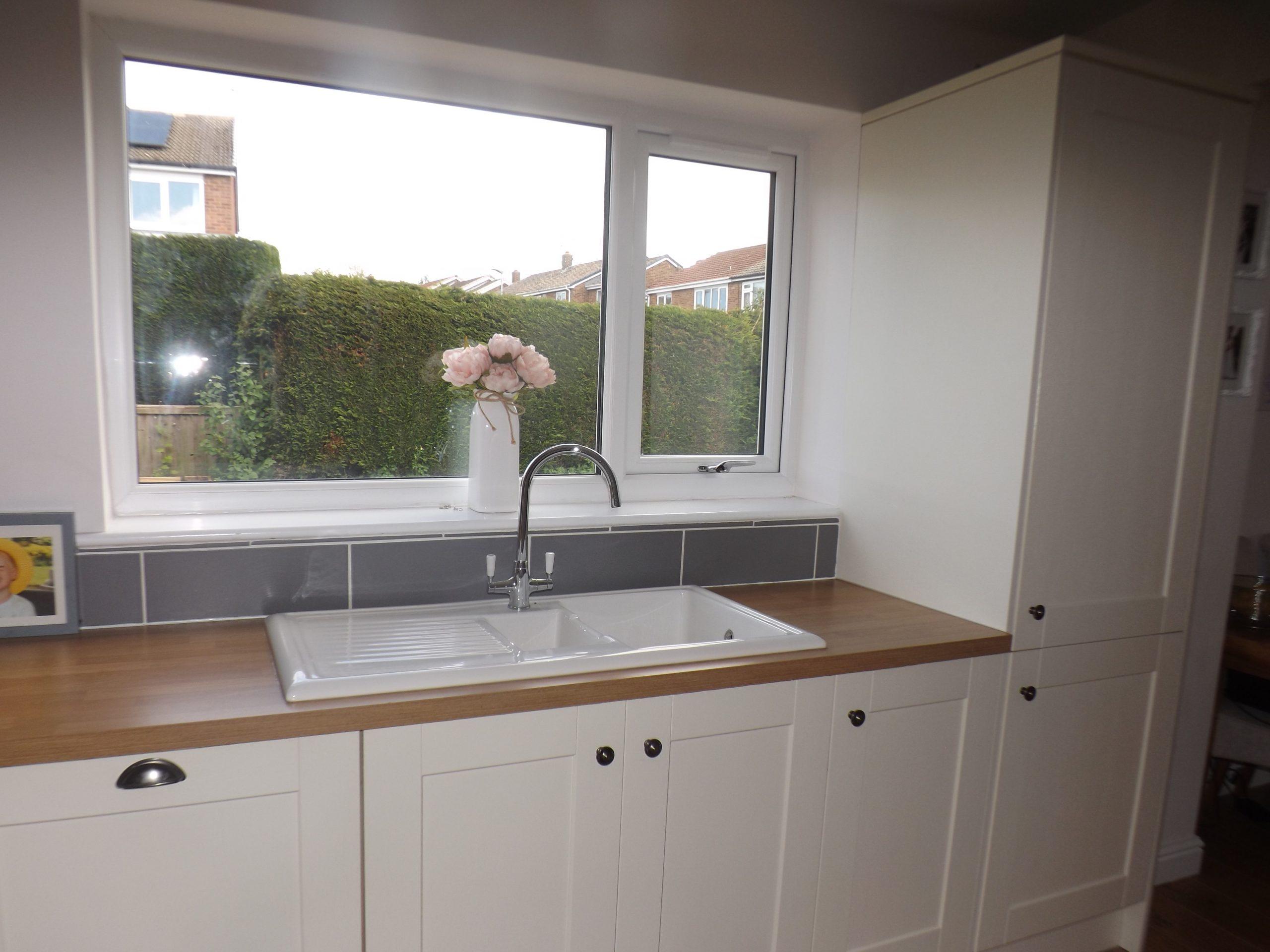 house kitchen Friarside, Witton Gilbert | Durham property