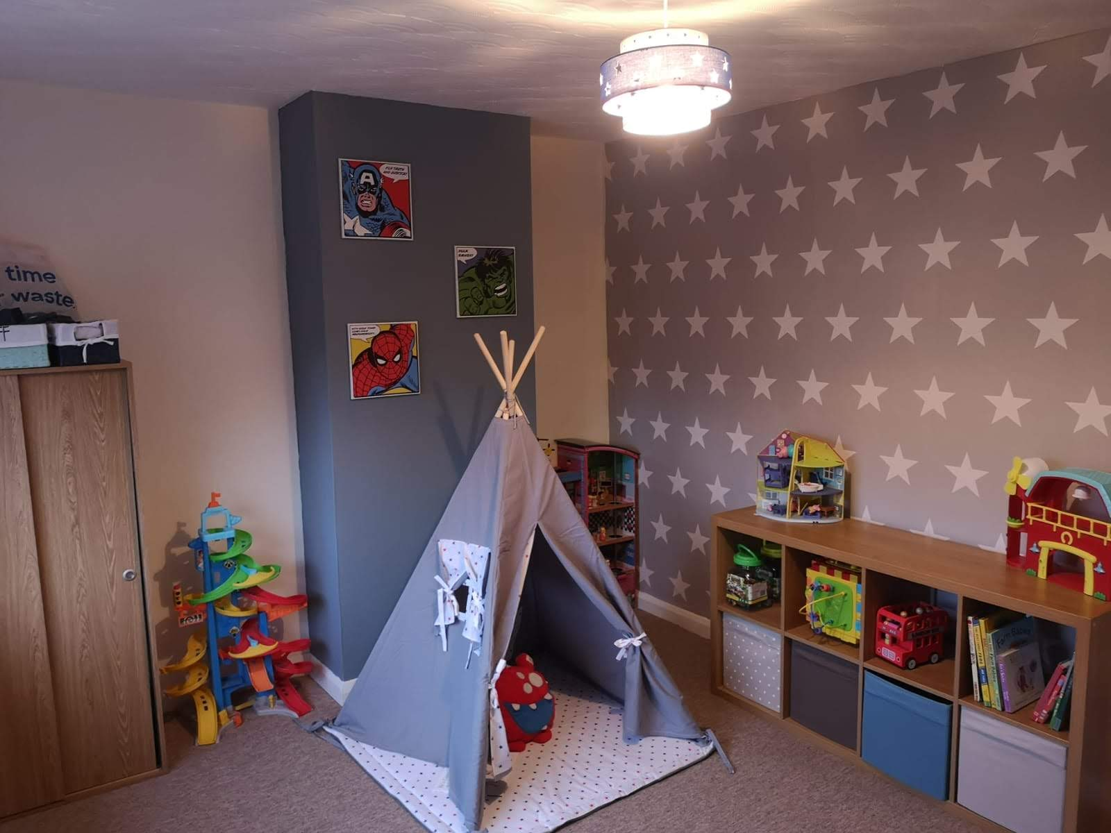 children play room | property Durham