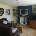 Living room house in Viola Crescent | Durham house