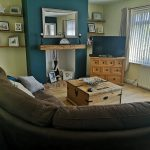 Living room house in Viola Crescent | Durham property