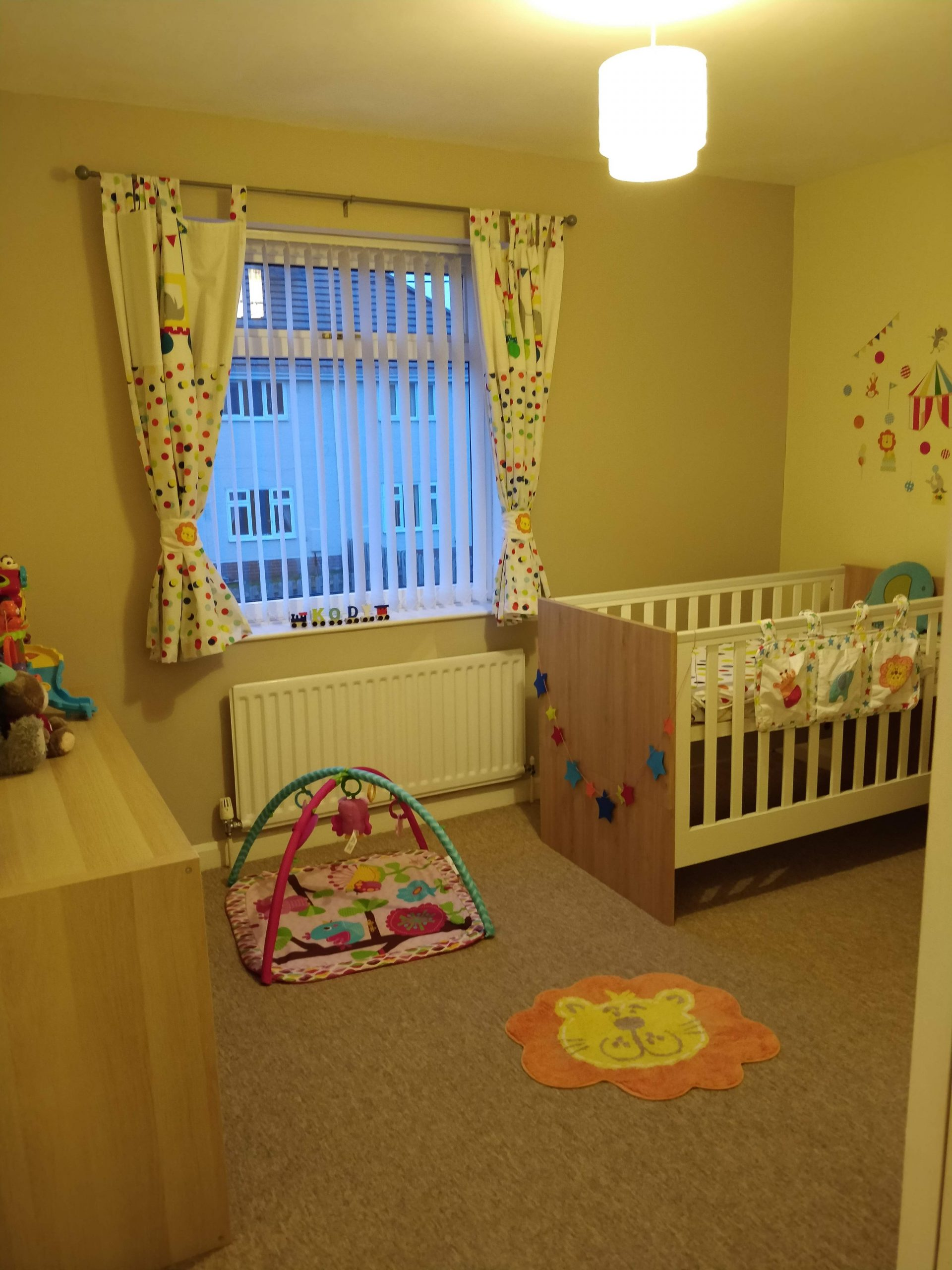 Room for baby in Viola Crescent | Durham property
