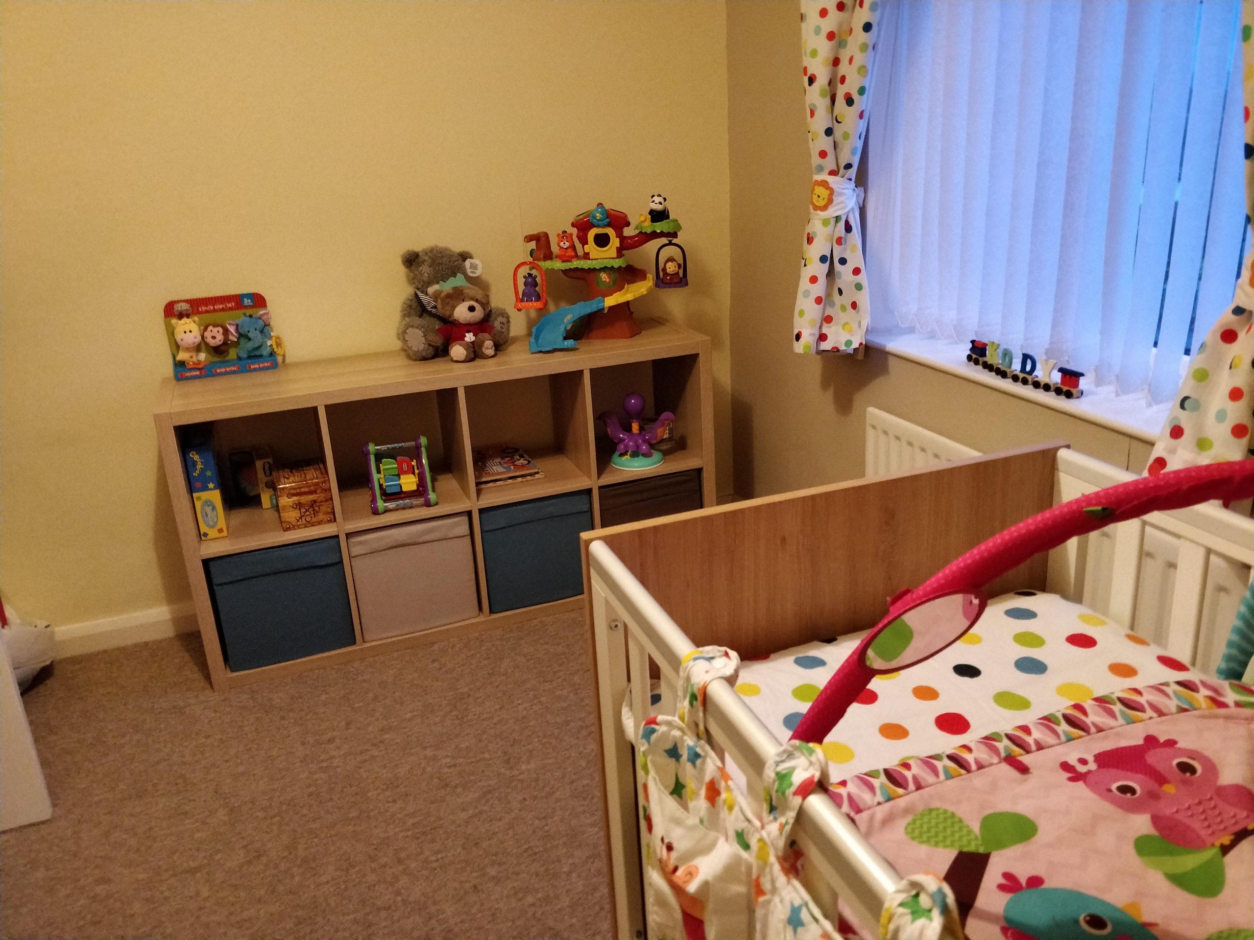Baby room in Viola Crescent | Durham property