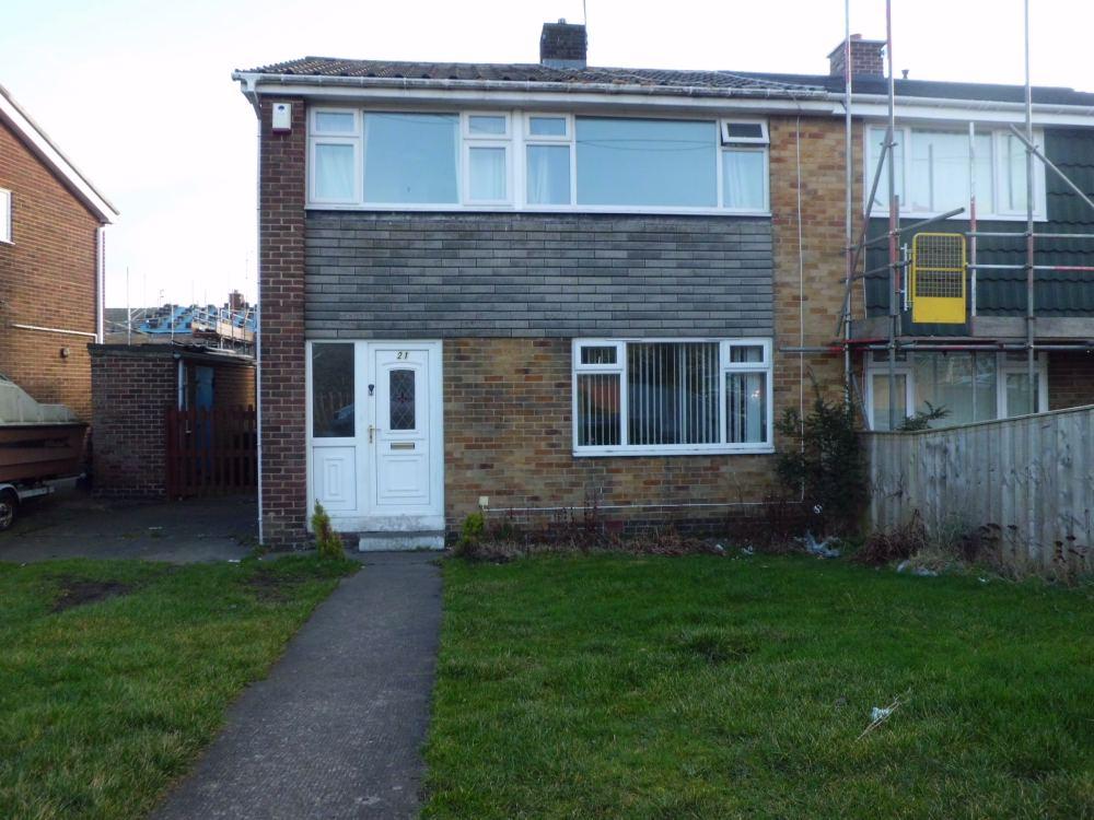 Lingey Close, Sacriston, Durham