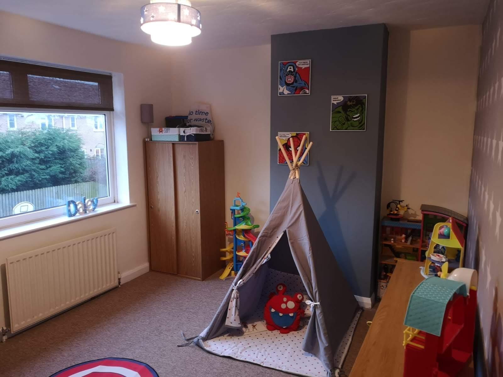 house children room in Viola Crescent