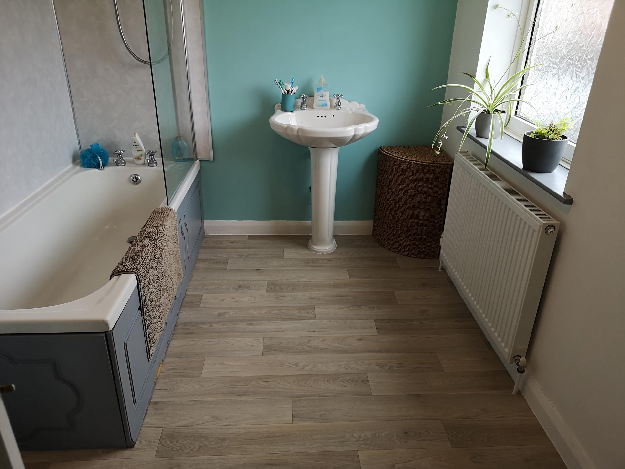 House bathroom in Viola Crescent | Durham houses