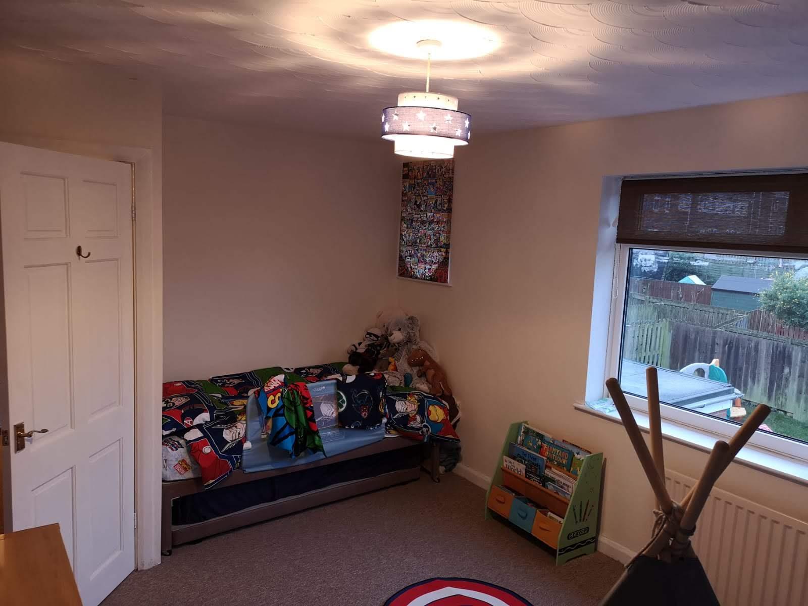 children play room in Viola Crescent | property Durham